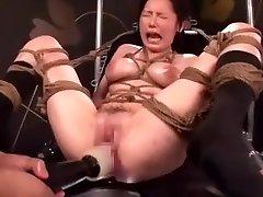 Japanese AV Porn Romping Machine Maturbation (DXHK003) Ayuka Chisato