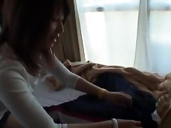 Hottest Japanese woman Saya Mizuki in Horny Blowjob, Audition JAV clip