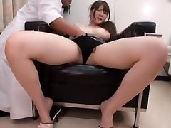 Crazy Japanese girl Momoka Nishina in Fabulous Medical JAV video