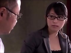 Asian office nymph blowjob service