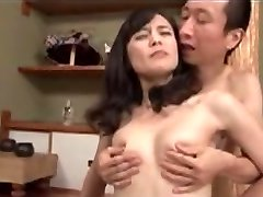 Japanese Mature Having Sex with Boss Hubby Two