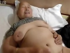 Astounding Amateur record with Grannies, Asian scenes