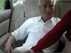 Old man japanese fuck mature chick