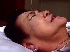 Japaneese grandma, siep3 - nailing