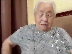 Asian Granny 80yo