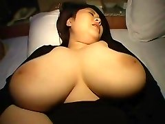BIG-CHESTED BBW JAPANESE NUBIAN
