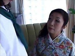 Asian Spanking 4