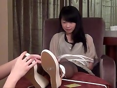 Asian Pantyhose Tickling