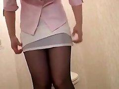 Asian - stockings