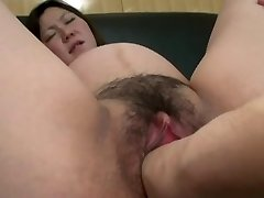 Oriental Biggest Pussy Fisting