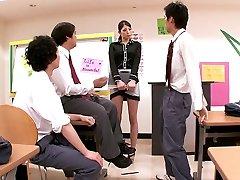 Worshipping Schoolteacher
