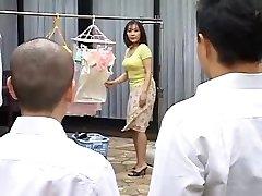 Ht mature mother boinks her son's bestie