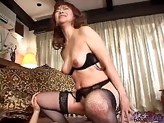Asian Mom and NOT her Son -Part 4- unsencored