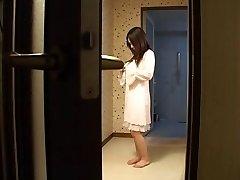 Japanese mom fucks her son-s friend -uncensored (MrNo)