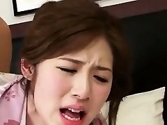Adorable Super-sexy Korean Girl Pummeling