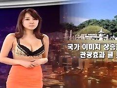 Nude news Korea part Trio