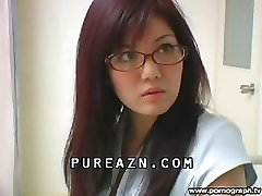 Asian College Girl Dumps
