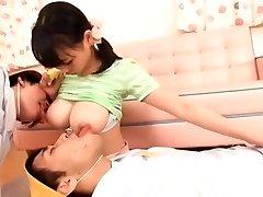 Exotic Japanese bitch Akane Yoshinaga in Hottest Erotic JAV movie