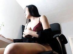 Amateur bang-out hidden cam