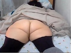 thick asian spycam