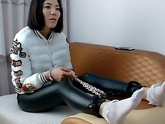 NorthEase Asian Model Restrain Bondage 02 lusty maid