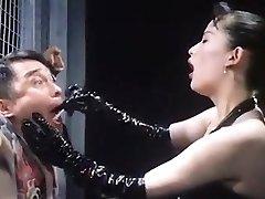 Mischievous amateur BDSM, Femdom fuck tape