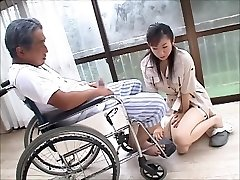 japanese wifey widow takes care of parent in law  2
