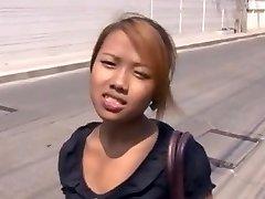 First-timer Thai Beauties jane 19yo
