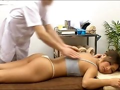 Voyeur asian massage