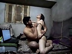 Desi Couple Erotic Mischievous Tear Up