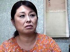 Asian Hairy Mature Shiori cheating on her husband