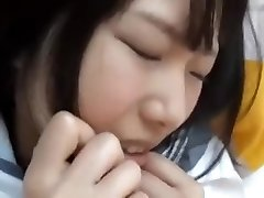 Crazy Japanese chick in Hottest Puny Tits JAV video pretty one