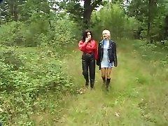 Bdsm in wood