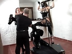 Best sex scene Restrain Bondage exclusive pretty one