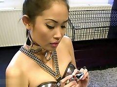 cb551_Davon - plugged pet gimp part 2