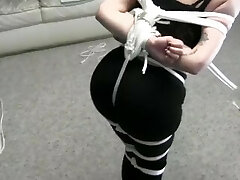 spanking struggle