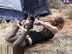 Outdoor bondage