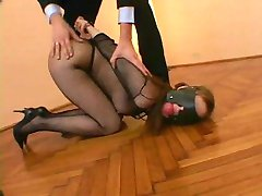 Female slave used by her master