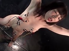 Electro torture Asian Girl Japanese - 5