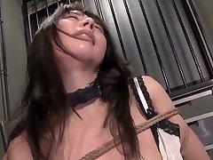 Exotic Japanese model in Greatest Fetish, BDSM JAV clip
