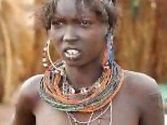 True Hot African Teen GFs!