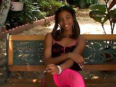 Hooker Fucking The Ebony Love Rod  black ebony cumshots ebony swallow interracial african ghetto bbc