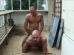Men at Work 3 Hot and Sweaty Scene 4