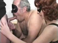 Ac/dc Daddy Bear in a trio!
