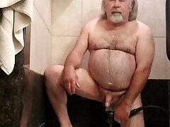 Gettin' Off in the Bathroom