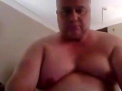 545. Daddy cum for web cam