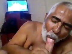 Turkish Dad Sucking Son
