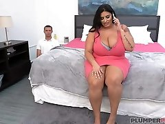 bbw Sofia Rose in Sofia's Young Fuck