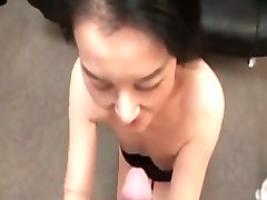 Japanese Granny 56y - uncensored