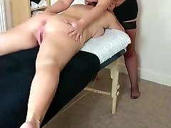 Maturem women Massage